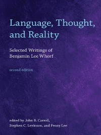 Cover Language, Thought, and Reality
