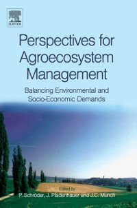 Cover Perspectives for Agroecosystem Management: