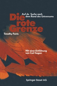 Cover Die rote Grenze