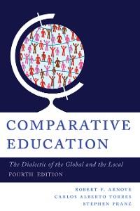 Cover Comparative Education