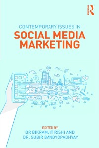 Cover Contemporary Issues in Social Media Marketing