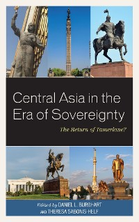 Cover Central Asia in the Era of Sovereignty
