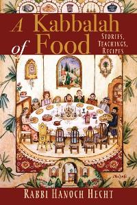 Cover A Kabbalah of Food