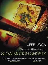 Cover Slow Motion Ghosts
