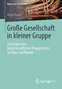 Cover Große Gesellschaft in kleiner Gruppe