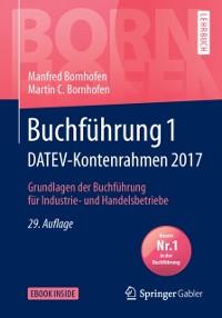 Cover Buchfuhrung 1 DATEV-Kontenrahmen 2017