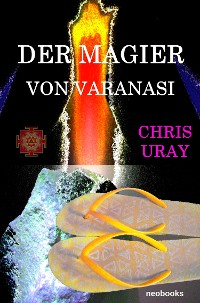 Cover Der Magier von Varanasi