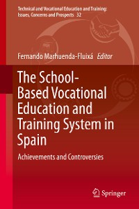 Cover The School-Based Vocational Education and Training System in Spain