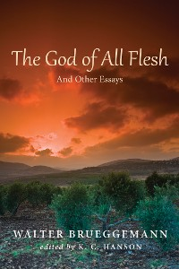 Cover The God of All Flesh