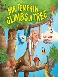 Cover Mr. Tempkin Climbs a Tree