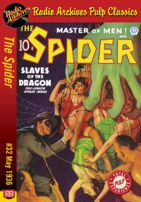 Cover The Spider eBook #32