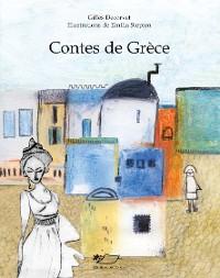Cover Contes de Grèce