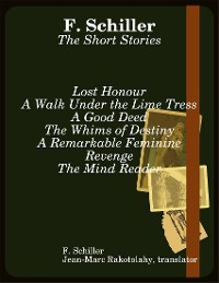 Cover F. Schiller: The Short Stories