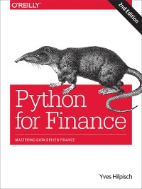Cover Python for Finance