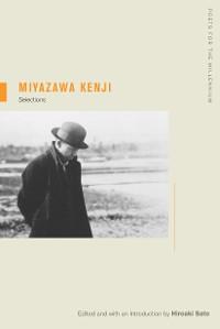 Cover Miyazawa Kenji