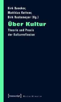 Cover Über Kultur
