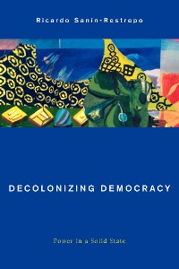Cover Decolonizing Democracy
