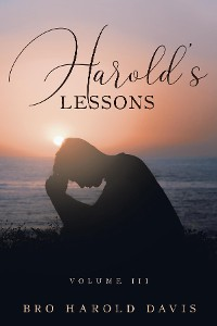 Cover Harold's Lessons
