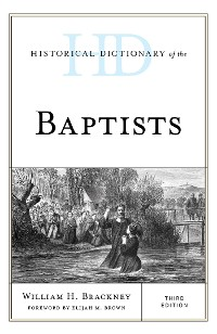 Cover Historical Dictionary of the Baptists