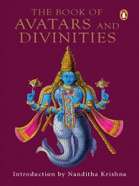 Cover The Book of Avatars and Divinities