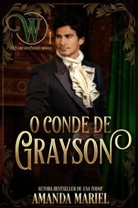 Cover O Conde de Grayson