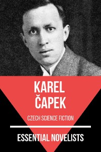 Cover Essential Novelists - Karel Capek