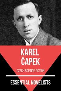 Cover Essential Novelists - Karel Capek