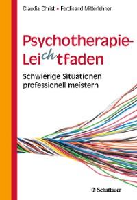 Cover Psychotherapie-Leichtfaden