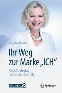 """Cover Ihr Weg zur Marke """"ICH"""""""