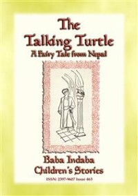 Cover THE TALKING TURTLE - or the turtle who talked too much