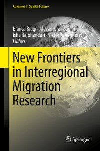 Cover New Frontiers in Interregional Migration Research
