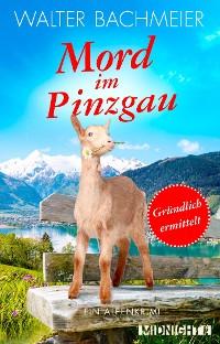 Cover Mord im Pinzgau