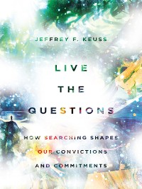 Cover Live the Questions