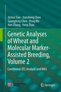 Cover Genetic Analyses of Wheat and Molecular Marker-Assisted Breeding, Volume 2