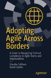 Cover Adopting Agile Across Borders