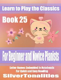 Cover Learn to Play the Classics Book 25