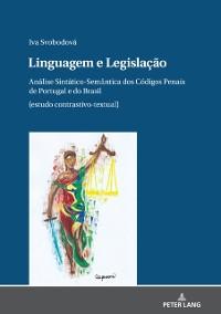Cover Linguagem e Legislacao