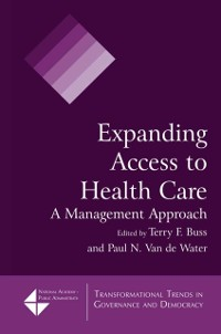 Cover Expanding Access to Health Care