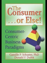 Cover Consumer . . . or Else!