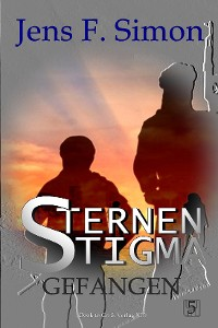 Cover Gefangen (STERNEN STIGMA 5)