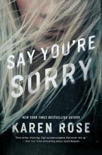 Cover Say You're Sorry