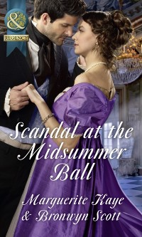 Cover Scandal At The Midsummer Ball