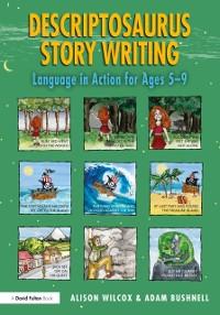 Cover Descriptosaurus Story Writing