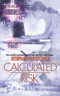 Cover Calculated Risk (Mills & Boon Silhouette)