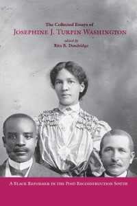 Cover The Collected Essays of Josephine J. Turpin Washington