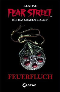 Cover Fear Street 33 - Feuerfluch