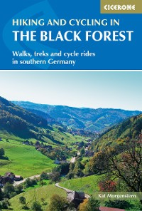 Cover Hiking and Cycling in the Black Forest