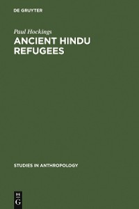 Cover Ancient Hindu Refugees