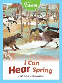 Cover I Can Hear Spring