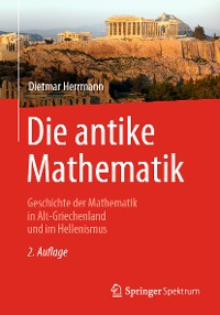 Cover Die antike Mathematik